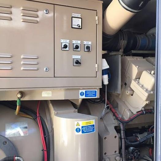 1.1 MW 2012 Used Cummins QSK45-G4 Diesel Generator