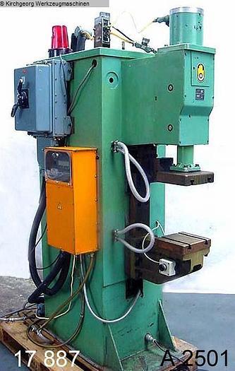 Gebraucht A2501 - Buckelschweissmaschine MASING - KIRKHOF ME 21/1h - 50, Bj. 1972