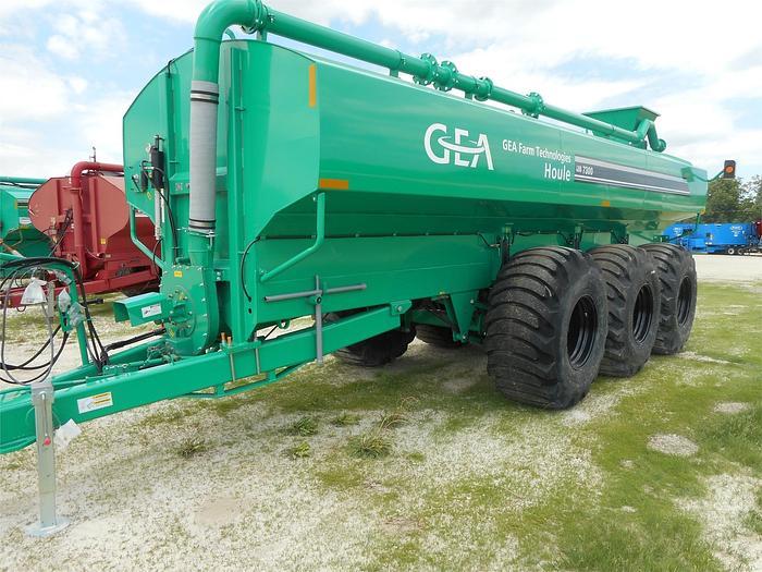 GEA EL48-6D6100 Manure Tanker