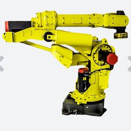 Used FANUC S420IW 6 AXIS CNC ROBOT