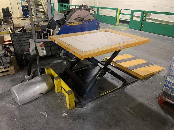 Used NNP  Hydraulic Pallet Lifter