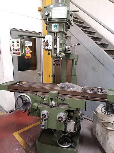 Used DAHLIH USED 5HP MILLING MACHINE
