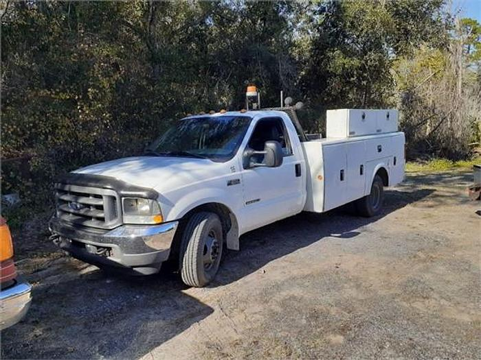 Used 2002 FORD F350 SD