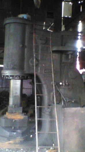 Used Hammer Forging Open Die Pneumatic Massey