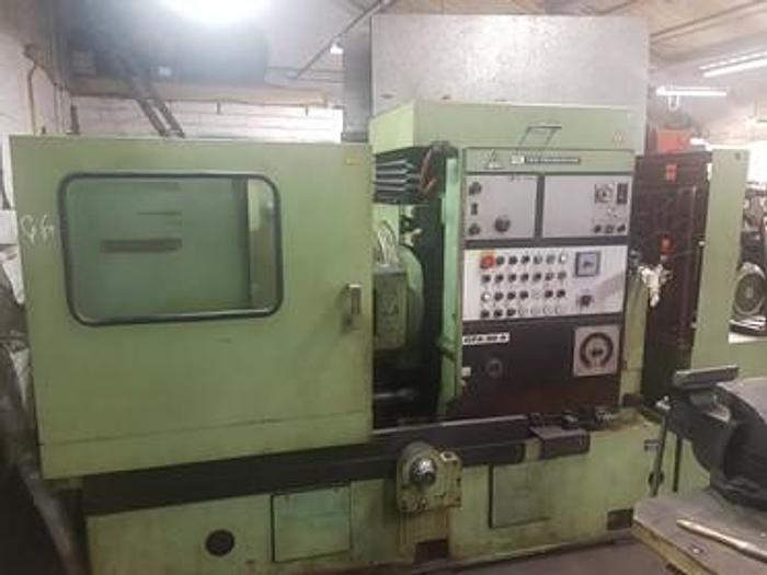 Used 1990 TOS OFA 32A Gear Hobbing Machine
