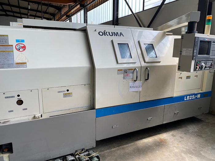 Usato 1998 Okuma LB25II-M
