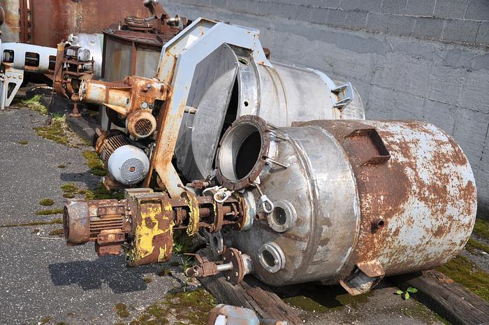 Usata Reattore  da 650 Litri