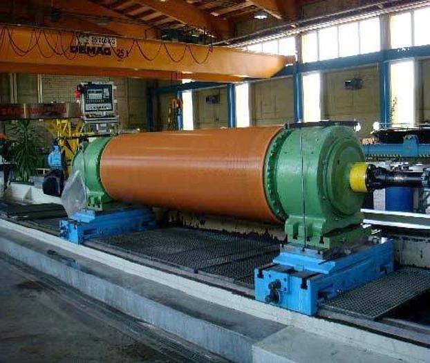 (EMA-15) - Roll Grinder - 10.000mm - Waldrich, Germany