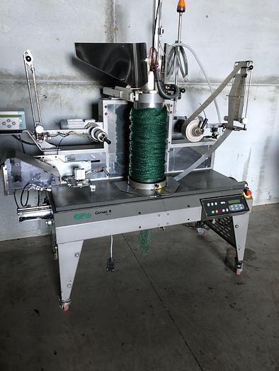 Used Girplus netting machine