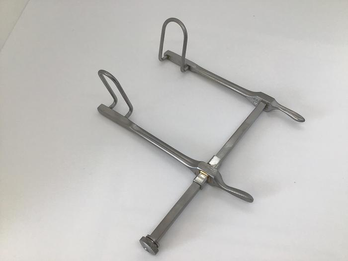 Retractor Self Retaining Abdominal Gosset 40mm Blade