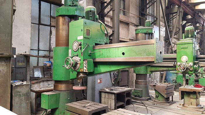 Used 1980 Radial drilling machine GR820