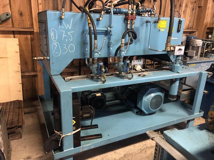 Used INAB Hydraulic station