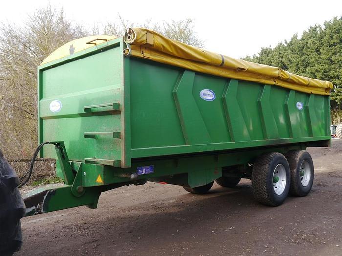 Used Warwick 14 Ton Trailer