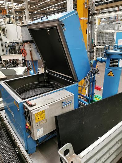 Gebraucht Werkstück Waschmaschine BVL ROTOCLEANER 750