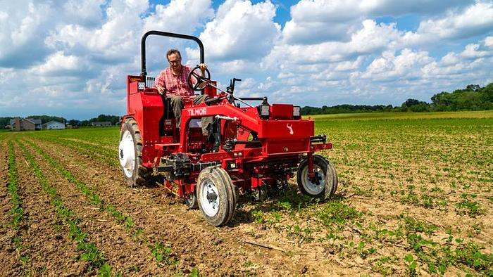 Tilmor Tractor 520Y Diesel