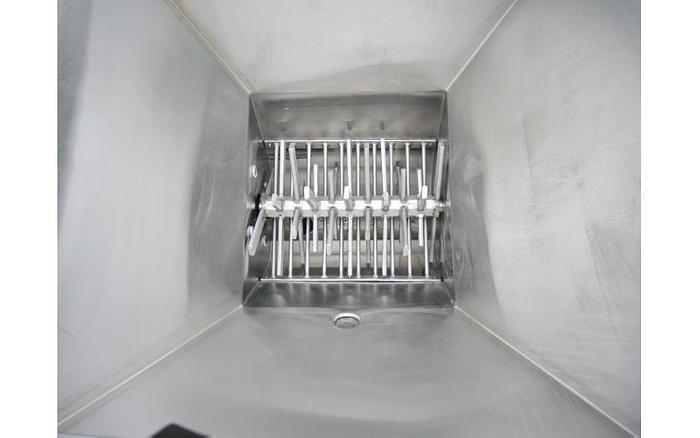 USED LUMP BREAKER, 1.5 HP, STAINLESS STEEL