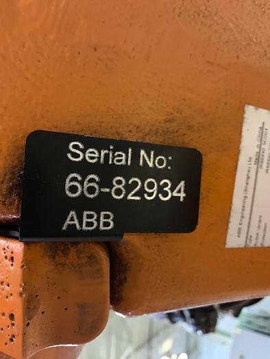 2012 ABB IRB 6640 235/2.55