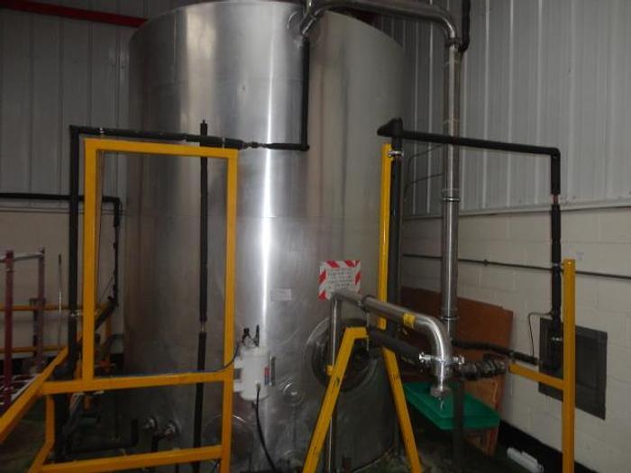 Used Glucose storage tank