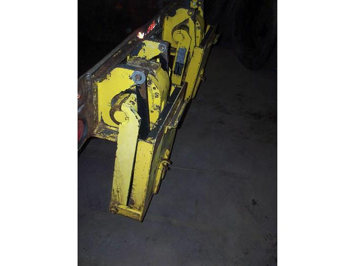 1999 Refuse Cartippers- Stock #: 1045