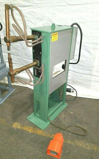 Used Lors 4204 A 40 KVA Spot Welder TESTED Great Running Condition