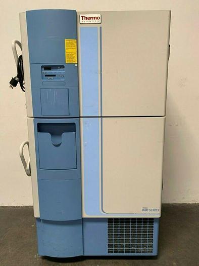 Used Thermo Scientific 8695 -86 ºC Ultra Low Laboratory Freezer 230V