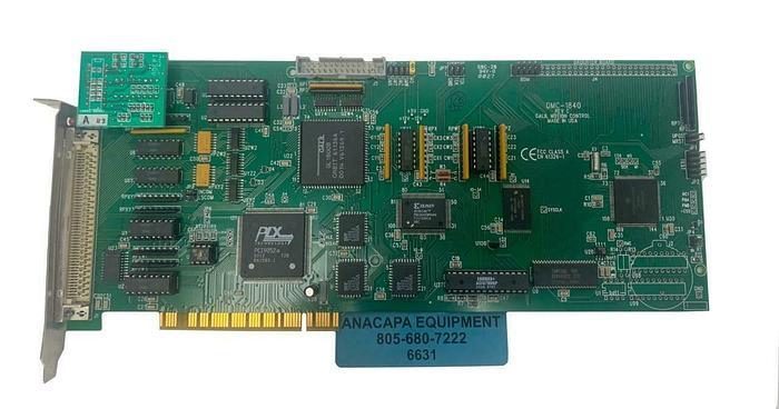 Used Galil Motion Control DMC-1840 Rev C 4-Axis Daughter Board, Adept DMC Buffer 6631