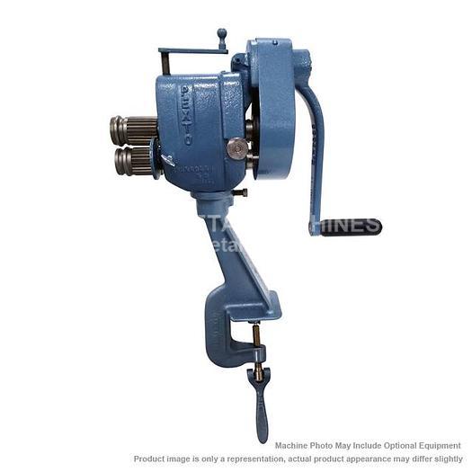 ROPER WHITNEY Crimping & Beading Machine NO. 0585