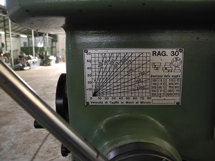 Trapano SERR.MAC RAG 30