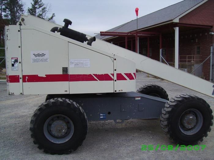 1999 TEREX TB-60 4X4