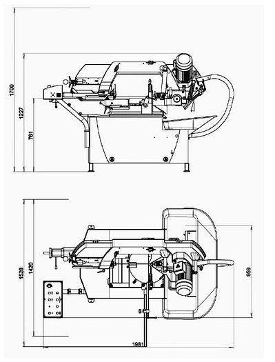 Bomar WEIRA Ergonomic 320.258 DG