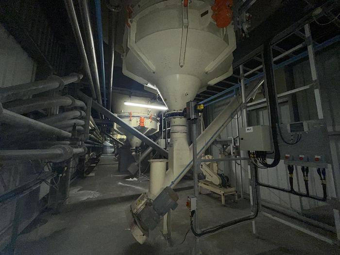 Used BUHLER MFVC 200/300 Vibratory Silo Discharger