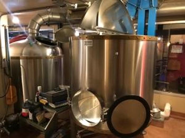 JVNW 8 bbl Brewery