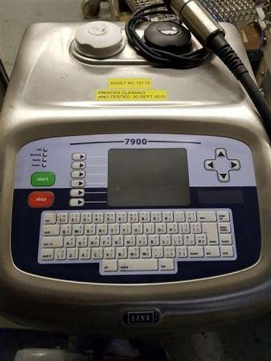 Used 2014 Lynx 7900 Inkjet Coder