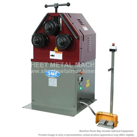 GMC Power Ring and Angle Roll Bender PRB-55