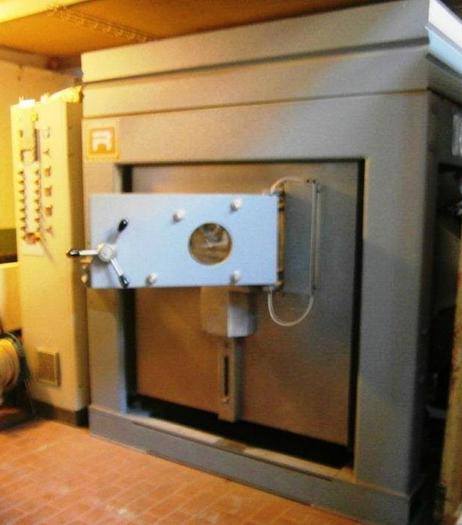 Used TUMBLER DRYER F.LLI ROSA L/50