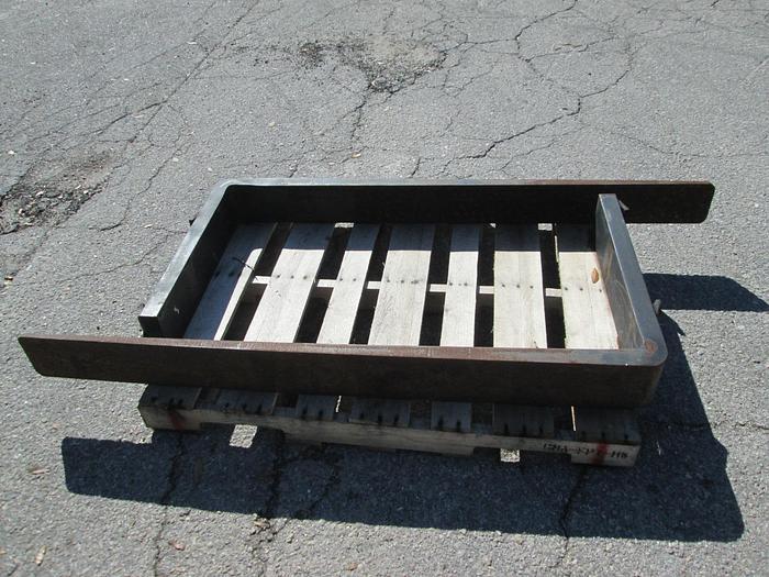 """Heavy Duty Forklift Forks 6"""" Wide X 5' Long"""