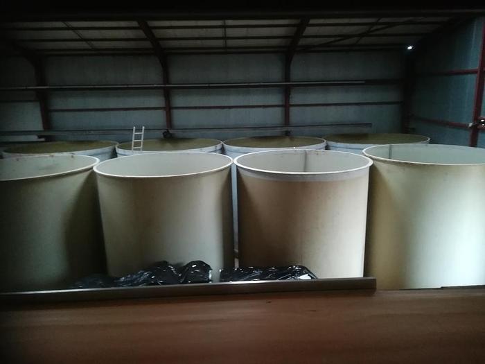 Gebraucht GFK - Tanks - Gärbehälter für Sauerkraut (Kimchi) - Fermentationsbehälter