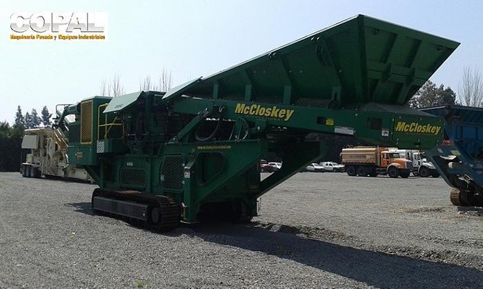 Mccloskey  C38 NUEVA SIN USO