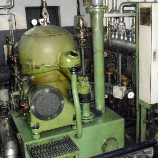 Westfalia Lub. Oil Separator OSA 20-96-066