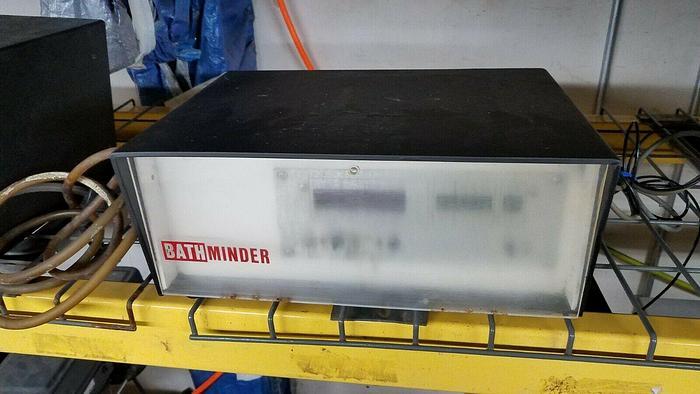 Used Systematics Bath Minder Dose Pump Plating Waste Treatment Add Pump