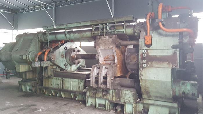 Used 3000 ton Loewy Aluminium Extrusion Line: EX-479