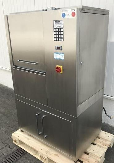 Used Q 12944 D - Washer NETZSCH Newamatic LA 190 for Glassware and Utensils