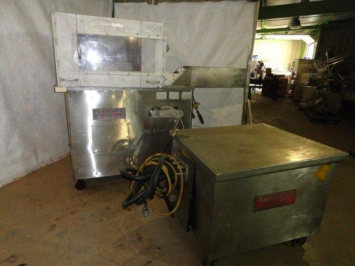 Used Bettcher Former; Md# 75 Dyna-Form
