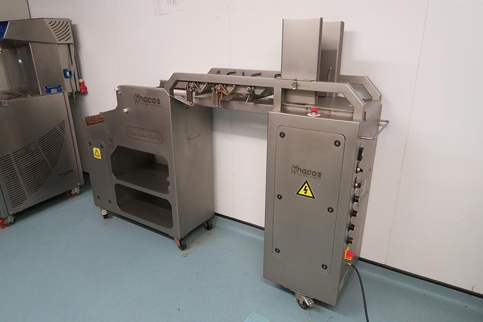 Semi Automatic Chocolate Moulding Line