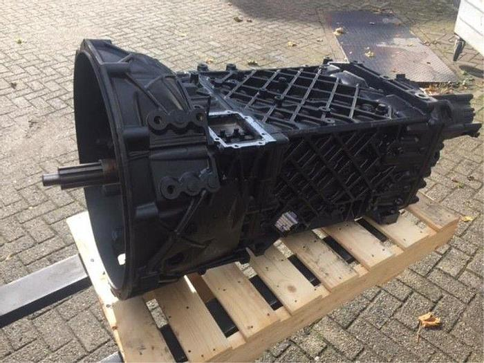 Used Ginaf ZF 16S2220 TO