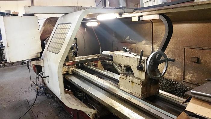 """Used 2003 Fryer CNC Combination Flat lathe, Model ET 30, Swing 30"""", 80"""" B/C, 1500 rpm, 30 hp, Conversational Fryer CNC"""