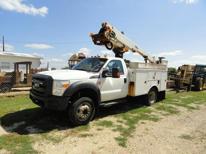 Used 2012 ALTEC at235