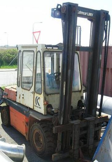 Used KALMAR LMV, model 5,5 – 600 Year 1984
