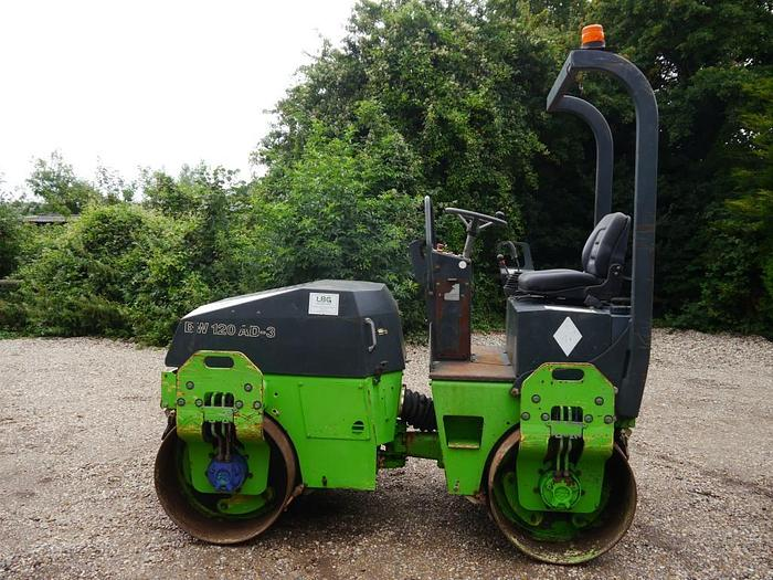 Bomag BW120 AD-3 Roller