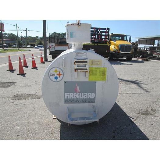 535 Gallon fireguard diesel or fuel tank